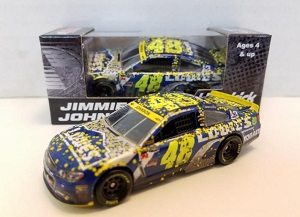 Jimmie Johnson #48 1/64th 2016 Lionel Lowe's Homestead win Chevy SS
