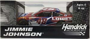 Jimmie Johnson #48 1/64th 2016 Lionel Lowe's Red Vest Chevy SS