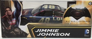 Jimmie Johnson #48 1/64th 2016 Lionel Lowe's Superman SS