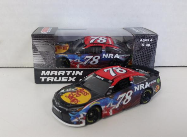 Martin Truex Jr #78 1/64th 2016 Lionel Bass Pro Shops/NRA Museum Toyota Camry
