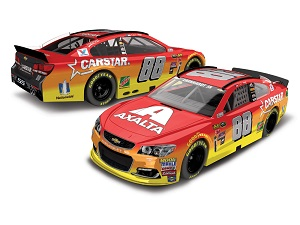 Dale Earnhardt Jr. #88 1/24th 2016 Lionel Axalta Carstar Chevy SS