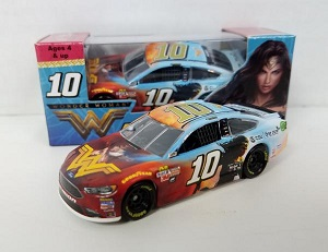 Danica Patrick #10 1/64th 2017 Lionel Wonder Woman Ford Fusion