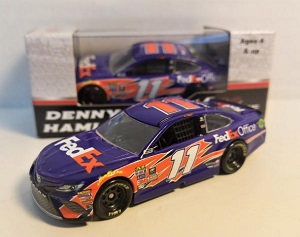 Denny Hamlin #11 1/64th 2017 Lionel FedEx OfficeToyota Camry