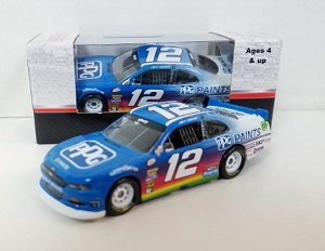 Joey Logano #12 1/64th 2017 Lionel PPG Paints Mustang