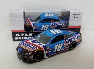 Kyle Busch #18 1/64th 2017 Lionel Snickers Crisper Toyota Camry