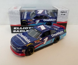 Elliott Sadler #1 1/64th 2017 Lionel One Main Financial Camaro