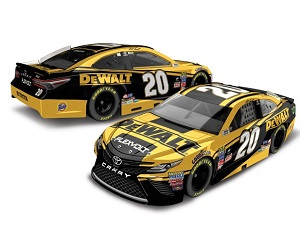 Matt Kenseth #20 1/64th 2017 Lionel Dewalt Toyota Camry
