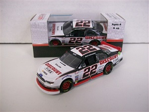 Ryan Blaney #22 1/64th 2017 Lionel Discount Tire Mustang