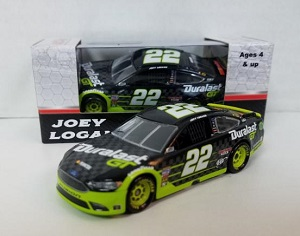 Joey Logano #22 1/64th 2017 Lionel Duralast GT Ford Fusion