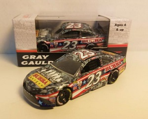 Gray Gaulding #23 1/64th 2017 Lionel Bubba Burger Salutes Toyota Camry