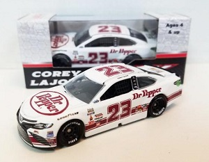 Corey LaJoie #23 1/64th 2017 Lionel Dr Pepper Darlington Toyota Camry