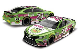 Gray Gaulding #23 1/64th 2017 Lionel Sweet Frog Toyota Camry