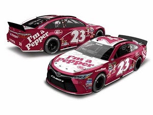 Gray Gaulding #23 1/64th 2017 Lionel Dr. Pepper Toyota Camry