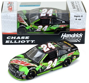 Chase Elliott  #24 1/64th 2017 Lionel Mountain Dew All Star Chevy SS