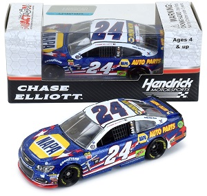 Chase Elliott  #24 1/64th 2017 Lionel NAPA Patriotic Chevy SS