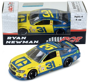 Ryan Newman #31 1/64th 2017 Lionel Caterpillar Darlington Chevy SS