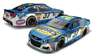 Chris Buescher #37 1/64th 2017 Lionel Bush's Beans Chevy SS