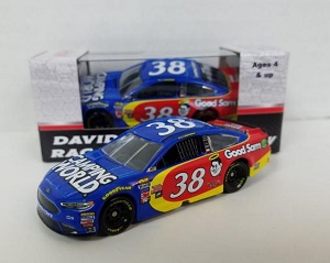 David Ragan #38 1/64th 2017 Lionel Camping World Ford Fusion