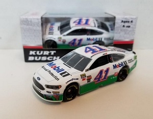 Kurt Busch #41 1/64th 2017 Lionel Mobil 1 Ford Fusion