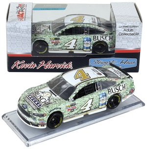 Kevin Harvick #4 1/64th 2017 Lionel Busch Bucks Ford Fusion