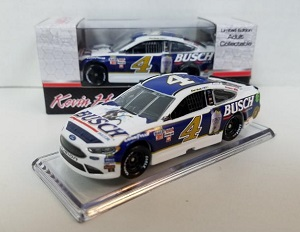 Kevin Harvick #4 1/64th 2017 Lionel Busch Beer Darlington Ford Fusion
