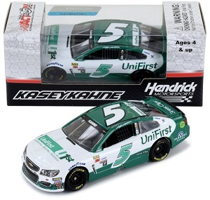 Kasey Kahne #5 1/64th 2017 Lionel UniFirst Chevy SS