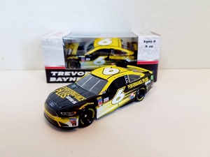 Trevor Bayne #6 1/64th 2017 Lionel Performance Plus Ford Fusion