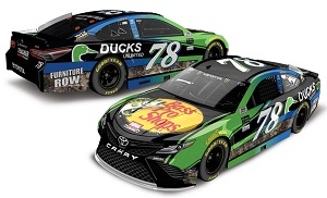 Martin Truex Jr #78 1/64th 2017 Lionel Bass Pro Shops Ducks Unlimited Toyota Camry