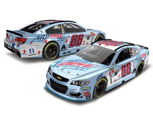 Dale Earnhardt Jr. #88 1/24th 2017 Lionel DEW-S-A Chevy SS