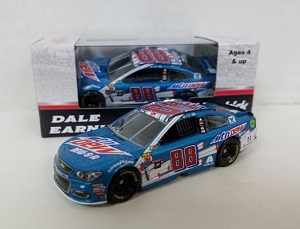 Dale Earnhardt Jr #88 1/64th 2017 Lionel Mountain Dew- S-A Chevy SS