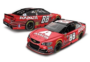 Dale Earnhardt Jr. #88 1/24th 2017 Lionel AXALTA HOMESTEAD Last Race Chevy SS