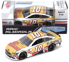 Aric Almirola #10 1/64th 2018 Lionel GoBowling.com Ford Fusion