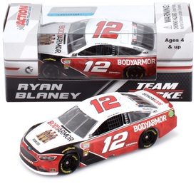 Ryan Blaney #12 1/64th 2018 Lionel BodyArmor Ford Fusion