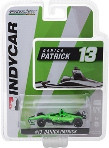 Danica Patrick #13 1/64th 2018 Greenlight GoDaddy  Indycar