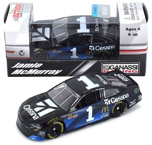 Jamie McMurray #1 1/64th 2018 Lionel Cessna Camaro