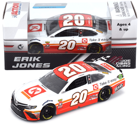 Erik Jones #20 1/64th 2018 Lionel Circle K Toyota Camry