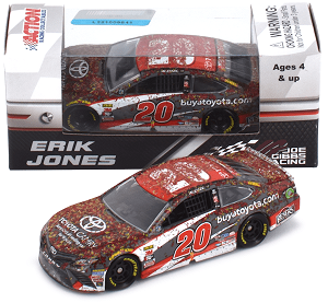 Erik Jones #20 1/64th 2018 Lionel Buyatoyota.com Daytona win Camry
