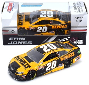 Erik Jones #20 1/64th 2018 LionelDewalt Toyota Camry