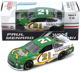 Paul Menard #21 1/64th 2018 Lionel Menards Quaker State Ford