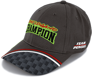 Joey Logano #22 2018 Pennzoil NASCAR Monster Energy Cup Championship hat