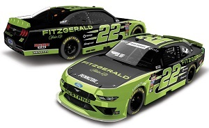 Penske Team #22 1/64th 2018 Lionel Fitzgerald Gliders Mustang