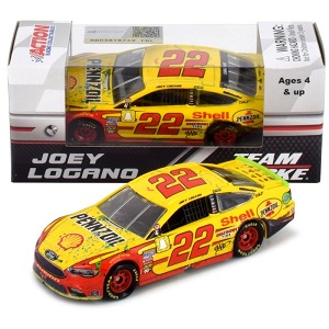 Joey Logano #22 1/64th 2018 Lionel Shell Pennzoil Homestead win Ford Fusion
