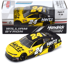 William Byron #24 1/64th 2018 Lionel Hertz Camaro