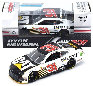 Ryan Newman #31 1/64th 2018 Lionel Caterpillar Camaro