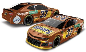 Chris Buescher #37 1/64th 2018 Lionel Bush's Beans Camaro