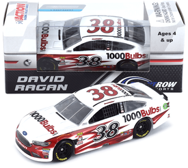 David Ragan #38 1/64th 2018 Lionel 1000bulbs.com Ford Fusion