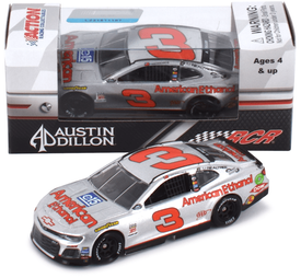 Austin Dillon #3 1/64th 2018 Lionel American Ethanol Darlington Throwback  Camaro