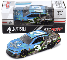 Austin Dillon #3 1/64th 2018 Lionel Realtree Camaro