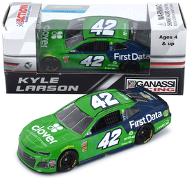 Kyle Larson #42 1/64th 2018 Lionel Clover/ First Data Camaro ZL1