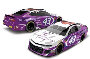 Bubba Wallace #43 1/64th 2018 Lionel The Cosmopolitan at Las Vegas Camaro